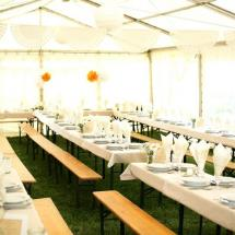 Esküvő a Kecskefarmon