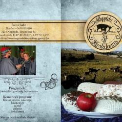 Prospektus: Nagyrédei Kecskefarm kecskesajt